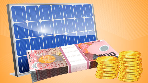 THE COSTS OF GOING SOLAR